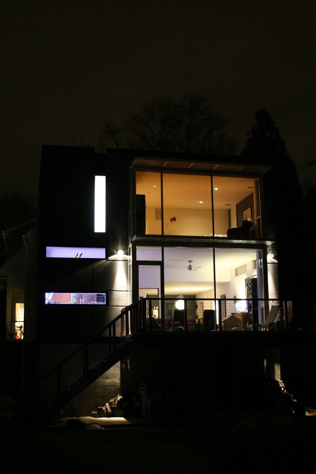 Contemporary House in NW DC