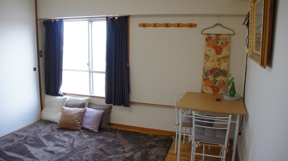 Near Tokyo★3bed rooms/up to 8people