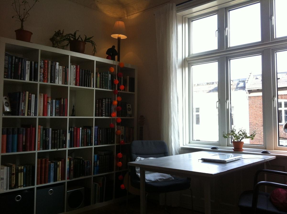 Lovely apartment in Copenhagen