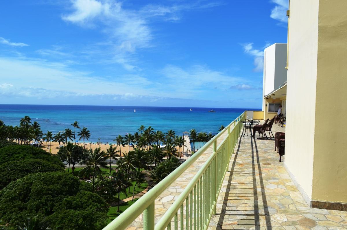 Waikiki Beach Grand Hotel