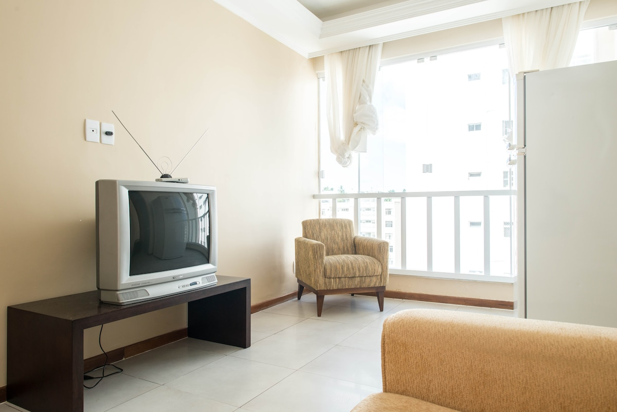 Two Rooms near Beach of Barra