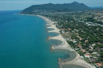 Vista spiagge