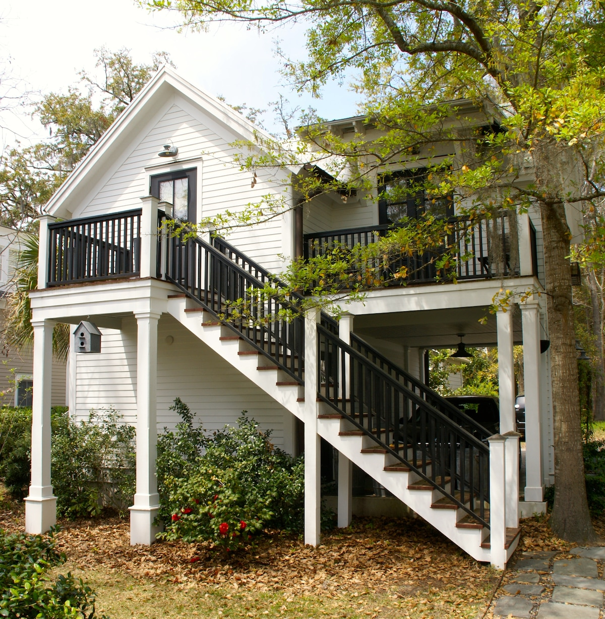 Carriage House suite in Habersham