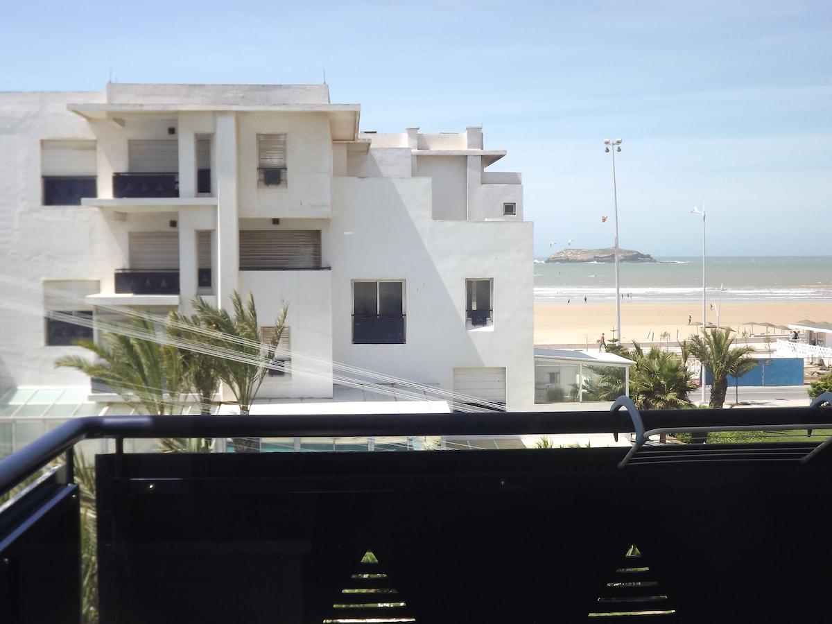apart duplex sea view modern