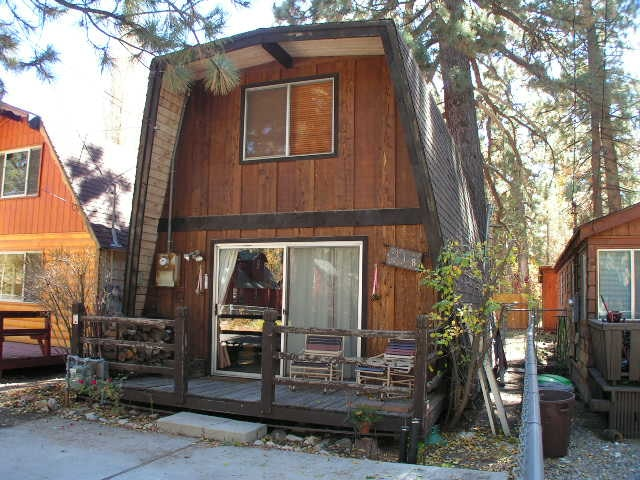 Cravens Cozy Big Bear Cabin