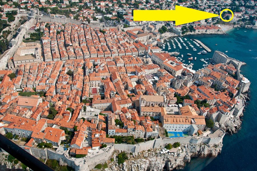 ALL YOU NEED when in Dubrovnik