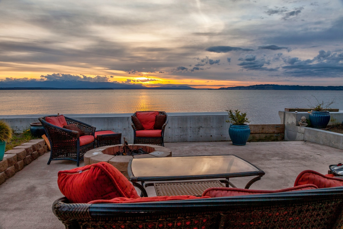 Sunset Beach Cottage WHIDBEY ISLAND