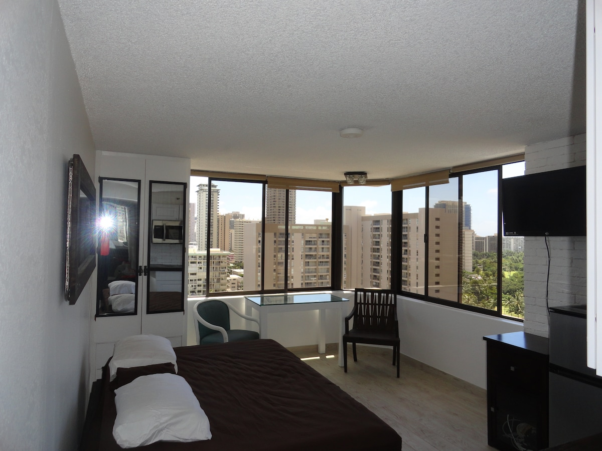 #Beautiful Studio in Waikiki