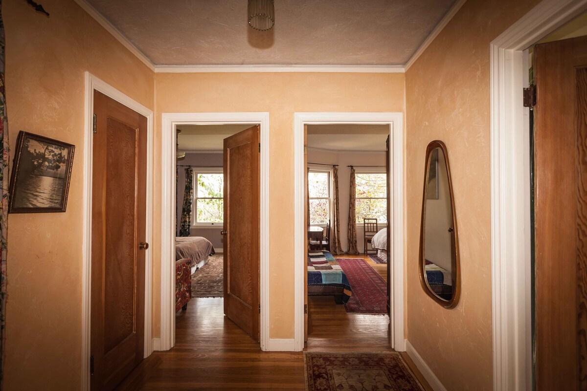 Stylish Spacious Bernal Dwelling