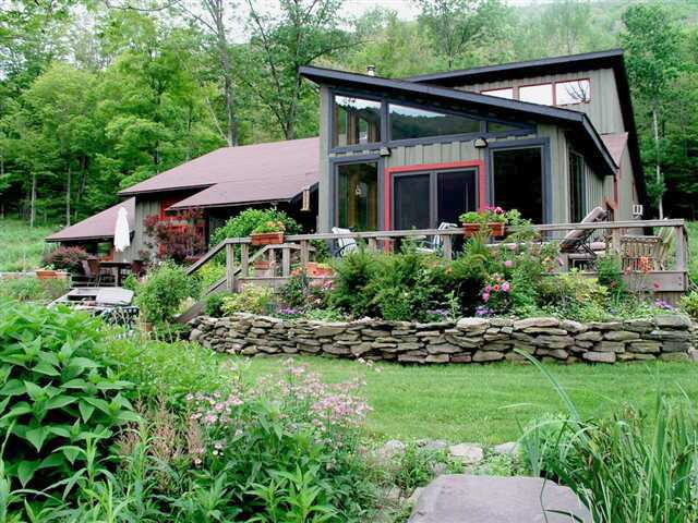 Mountain top retreat in Catskills