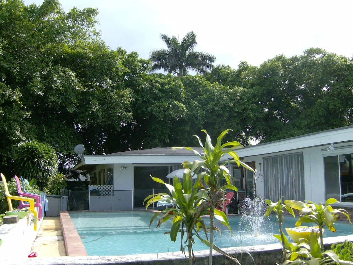 The Miami Guest House