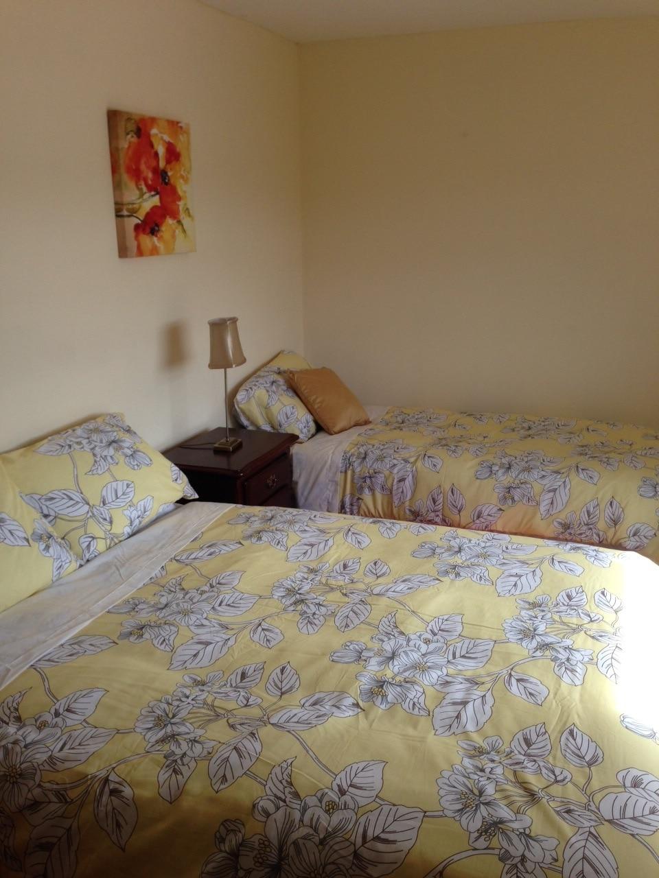 Sea view and en suite rooms