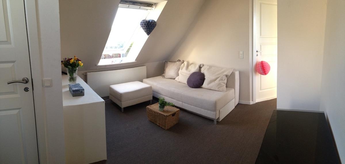 Wonderful apartment 300m from Beach