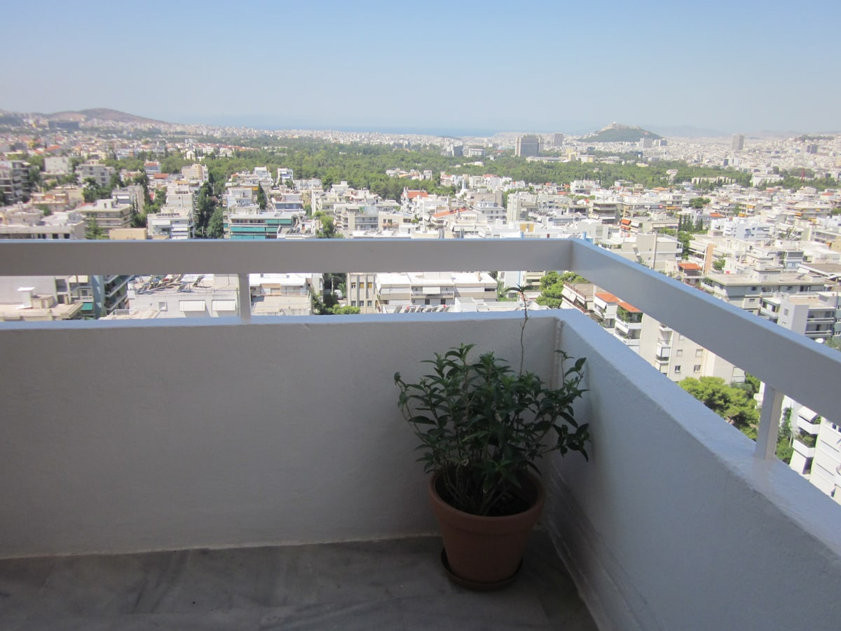 Unique flat in Athens!