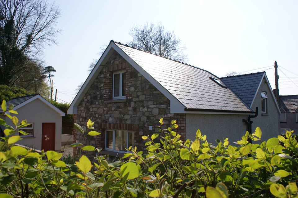 Cosy Cottage with loads of space just on the edge of the town.
