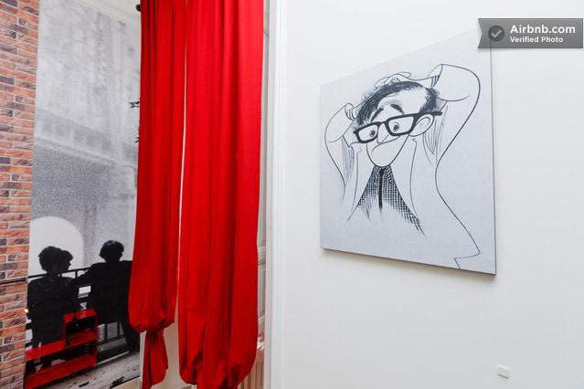 Woody Allen B&b Le Sorelle Lumière