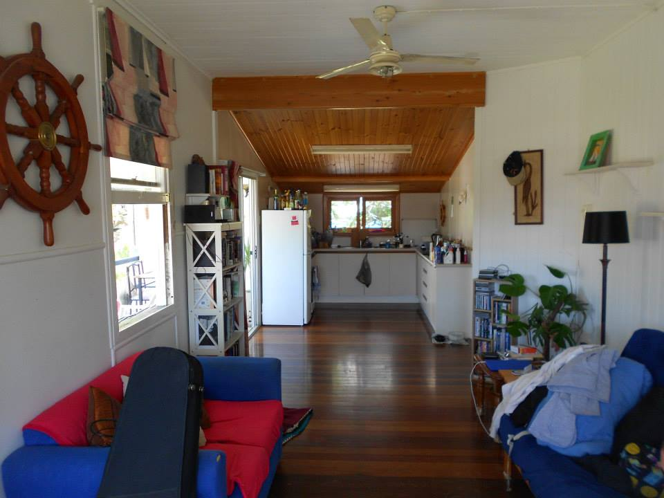 Perfect, central for backpackers