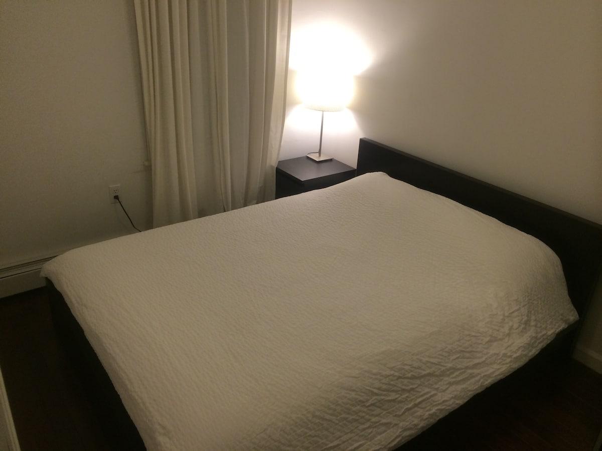 Sunlit apartment in Williamsburg