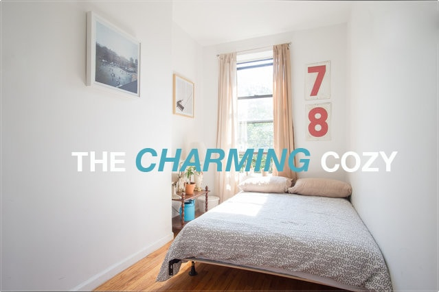 welcome to The Charming Cozy!