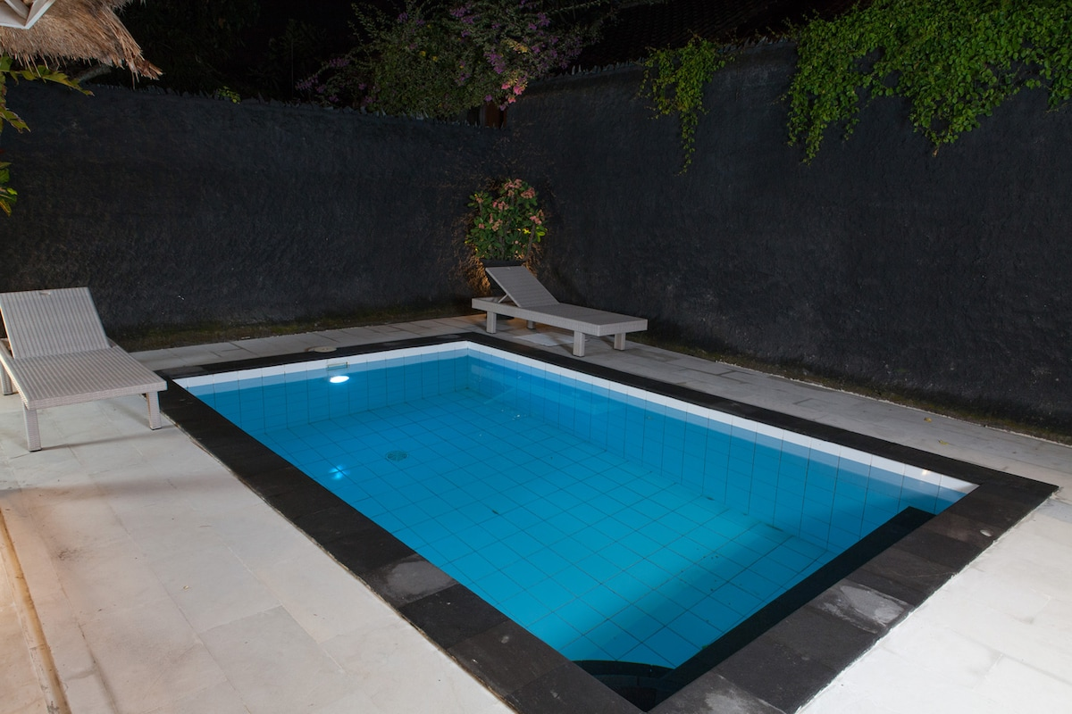 Great 2bed gateaway in Seminyak