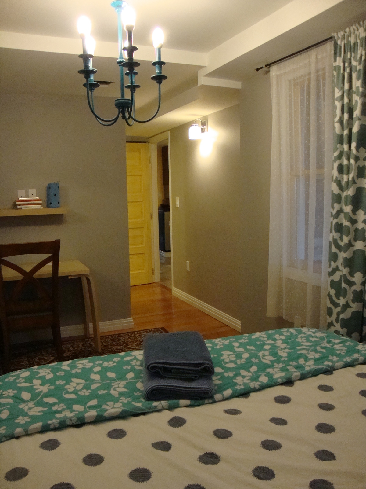 Big room w/bathroom min to Manhatta