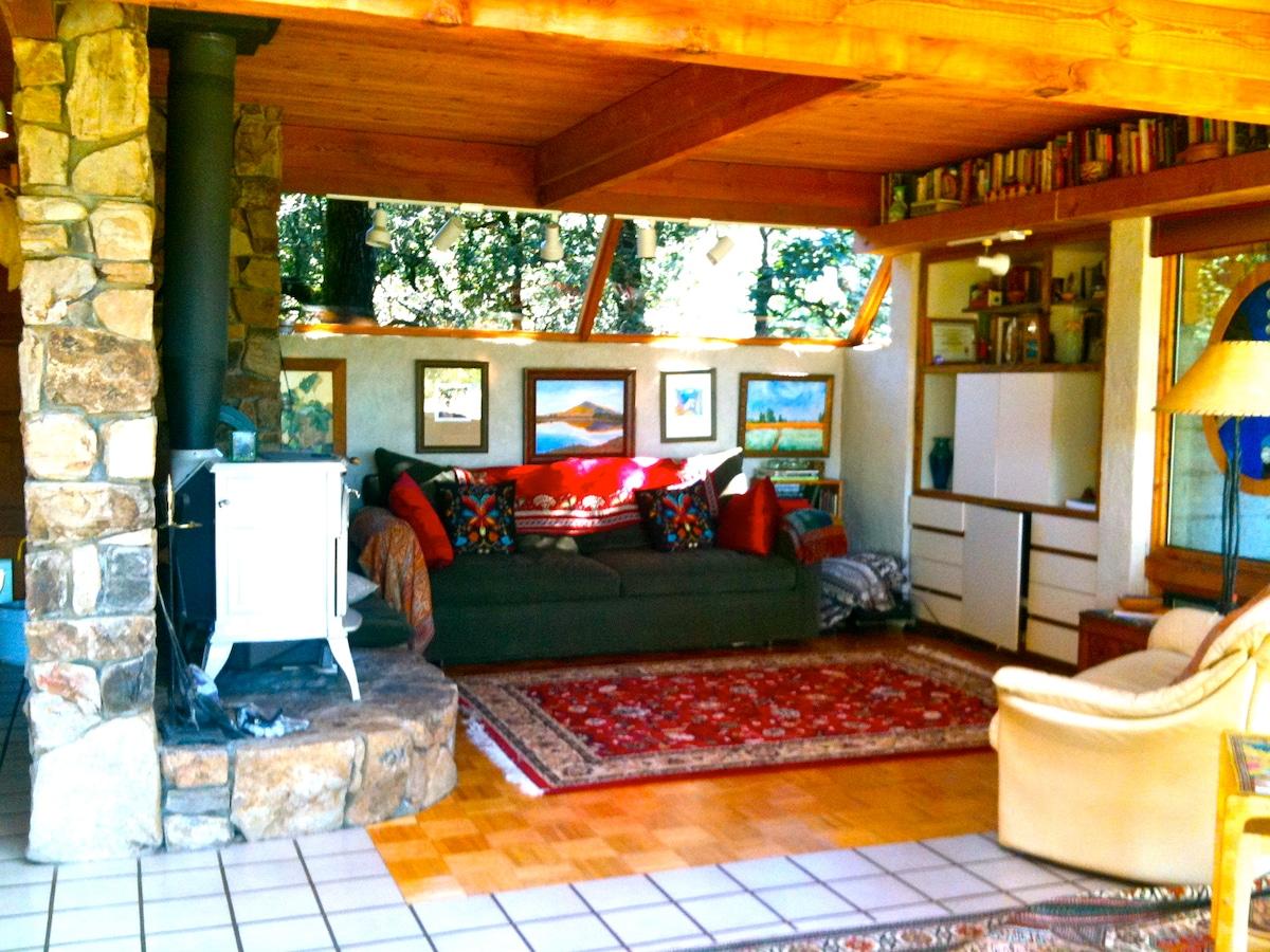 Little Livingroom at Joyluck House