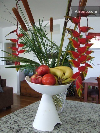 Beauty and abundance in open plan living