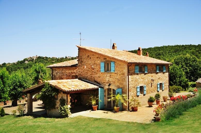 Maison de charme Le Murelle Umbria