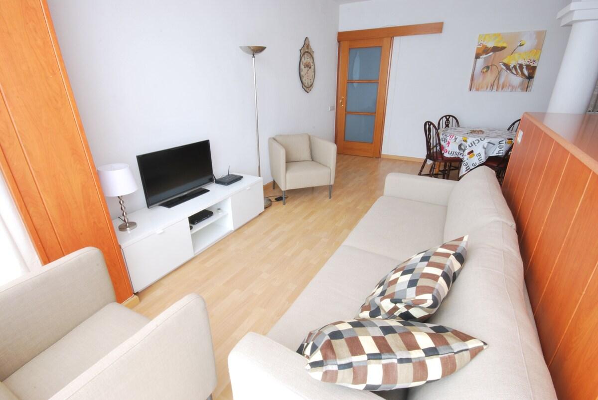 Comfy Apartment at Sagrada Familia