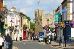 Dalkey Heritage Town and home to many famous faces