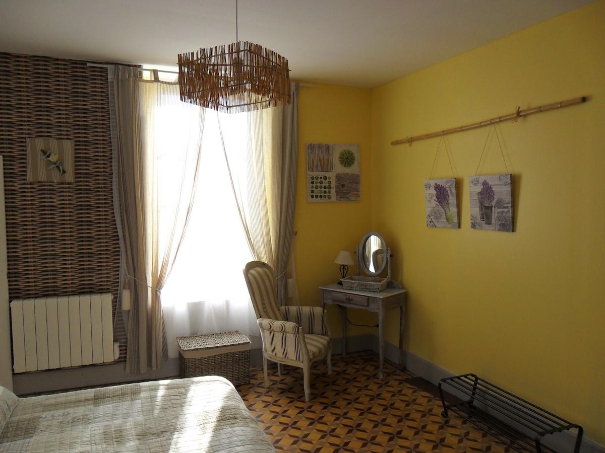 chambre d'hôtes à Rieux minervois