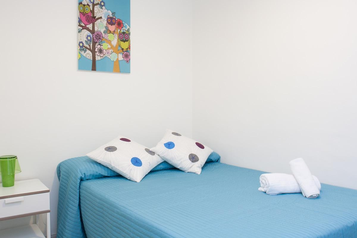 Barcelona Center Double Bedroom