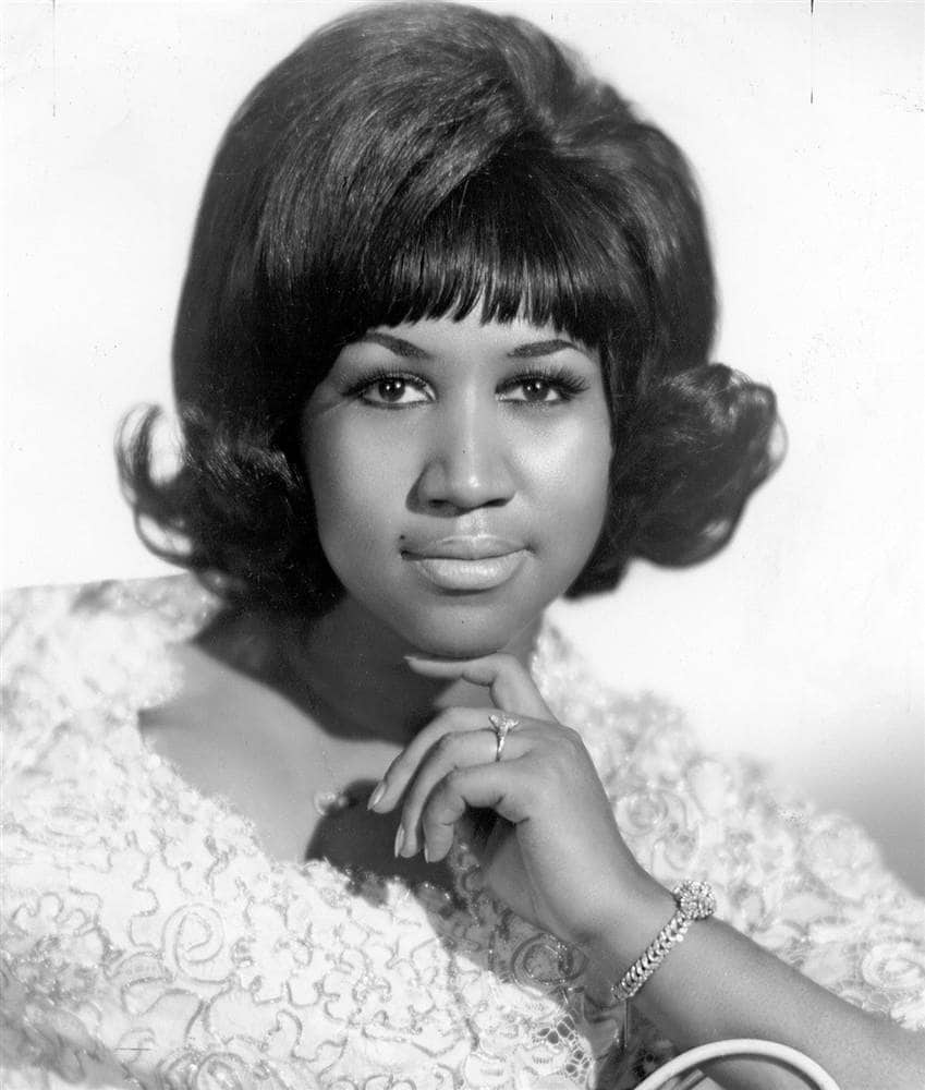 Aretha approves!