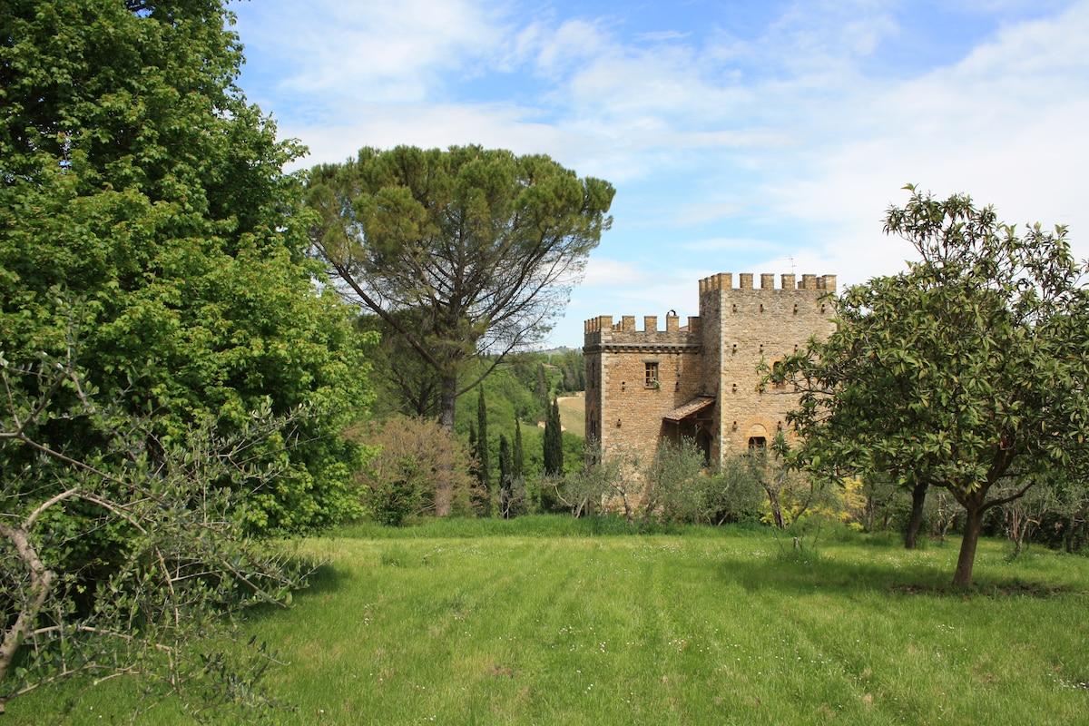 Villa Chianti Florence medieval