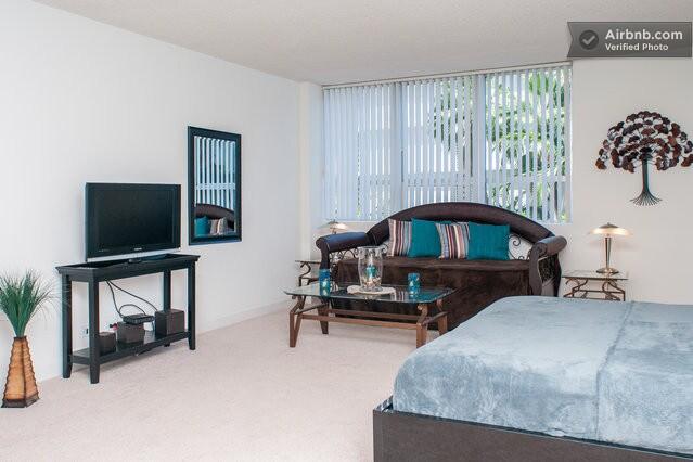 South Beach Suite