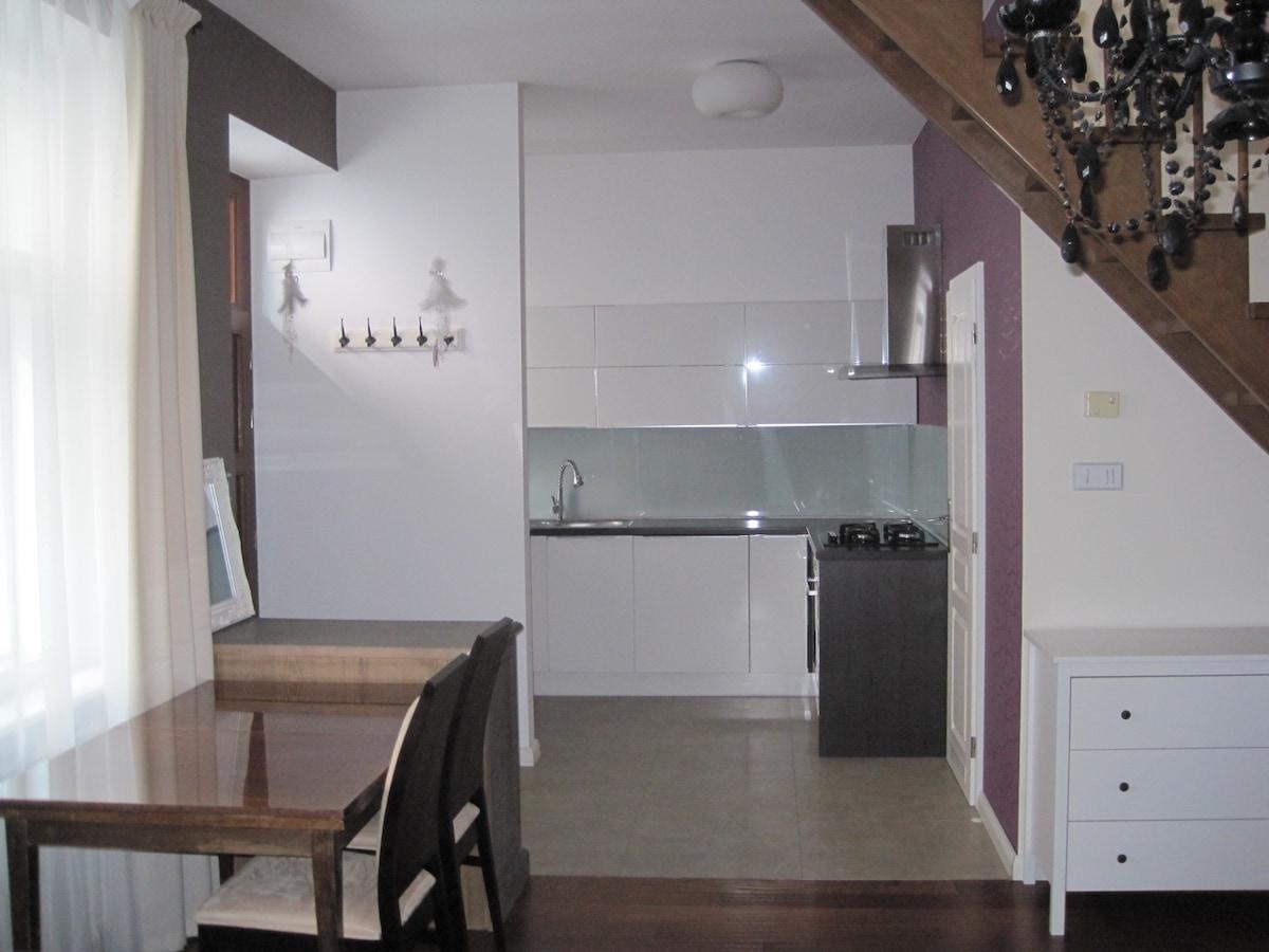 Cozy two floor flat