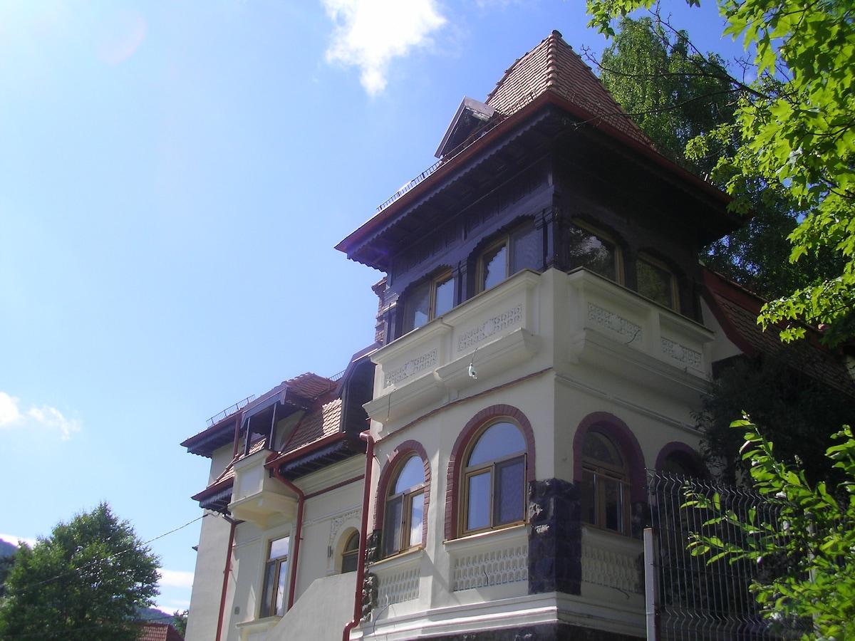 Superior double room - Villa Sinaia