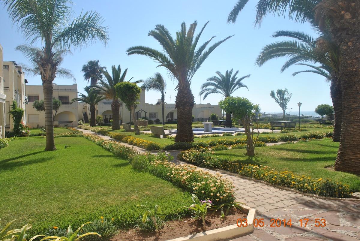 Bel appartement à Temara plage