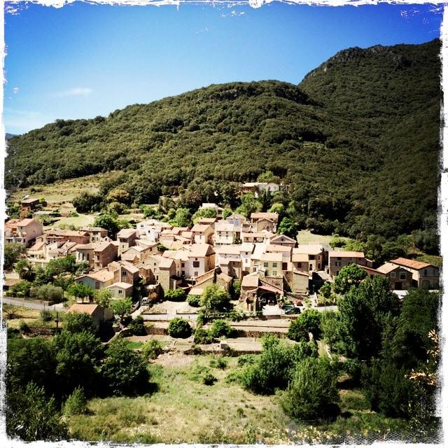 Le hameau de Ceps