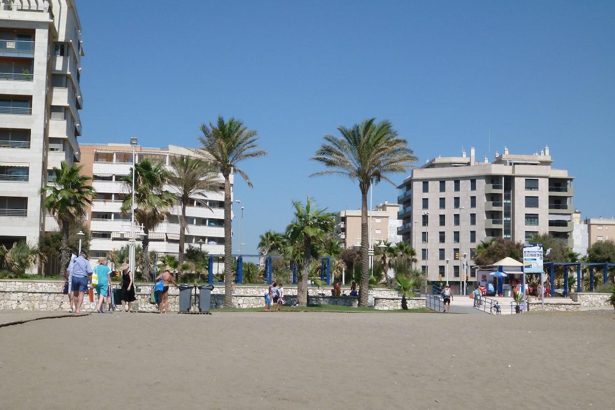 New Single Room Promenade of Malaga