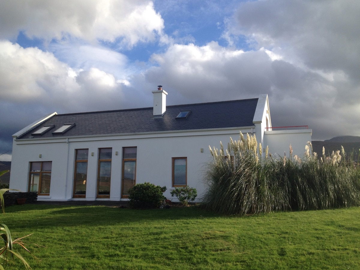 View of front of house from the road