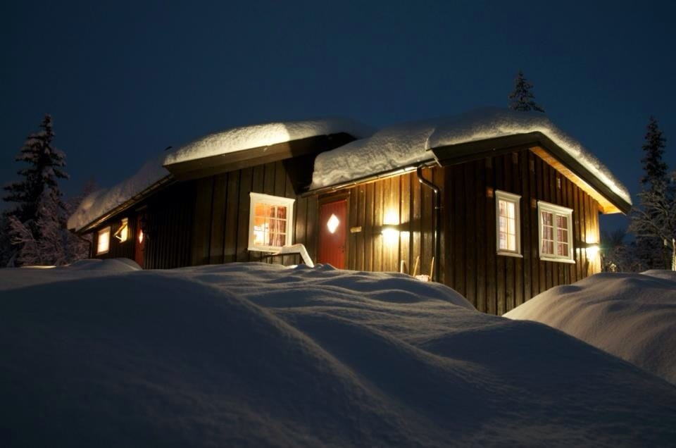 Classic two bedroom cabin, Hemsedal