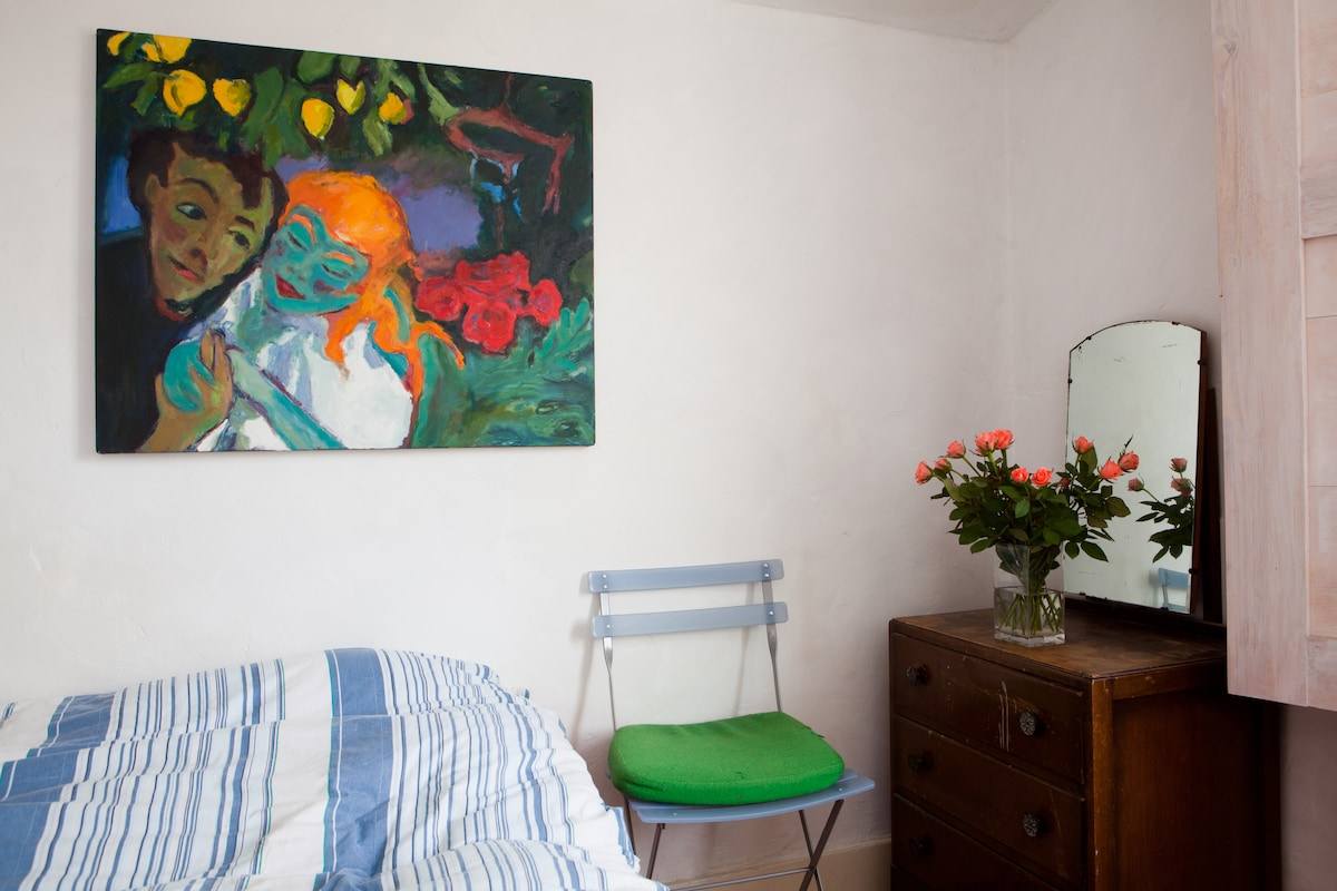 Room in Artistic house, nr Olympics
