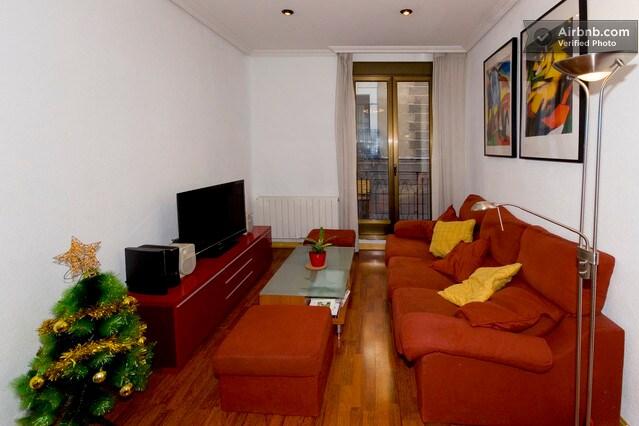 Entire apartment Plaza de España!