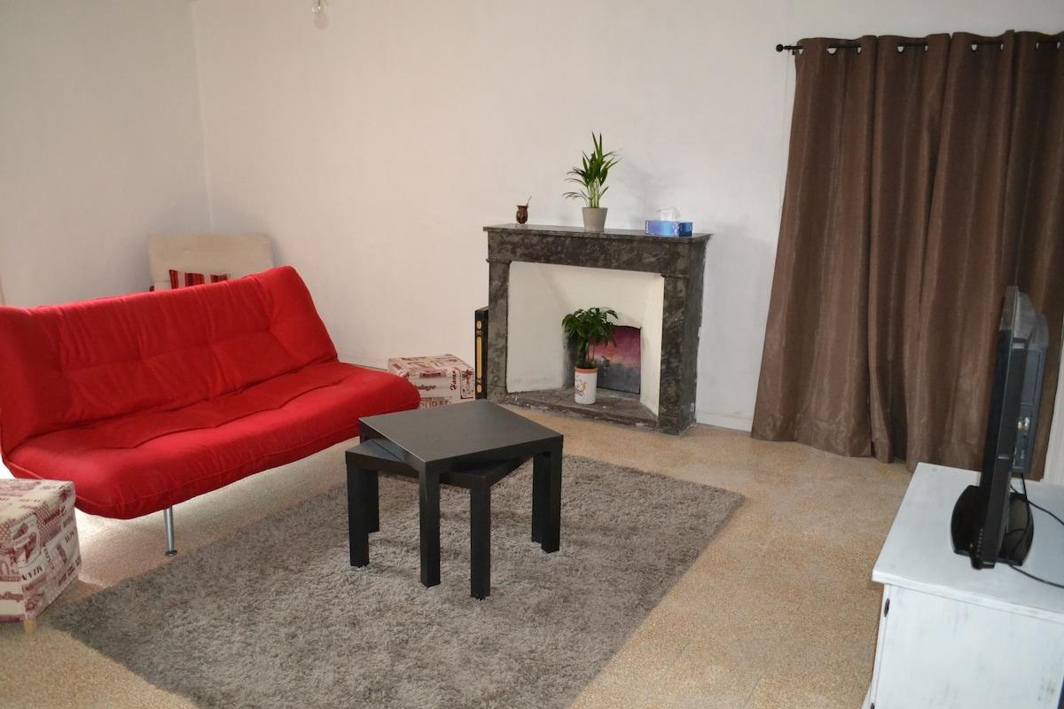 1 bedroom apartment in Gignac