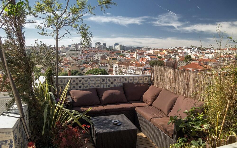 Bairro Alto, Principe Real Terrace