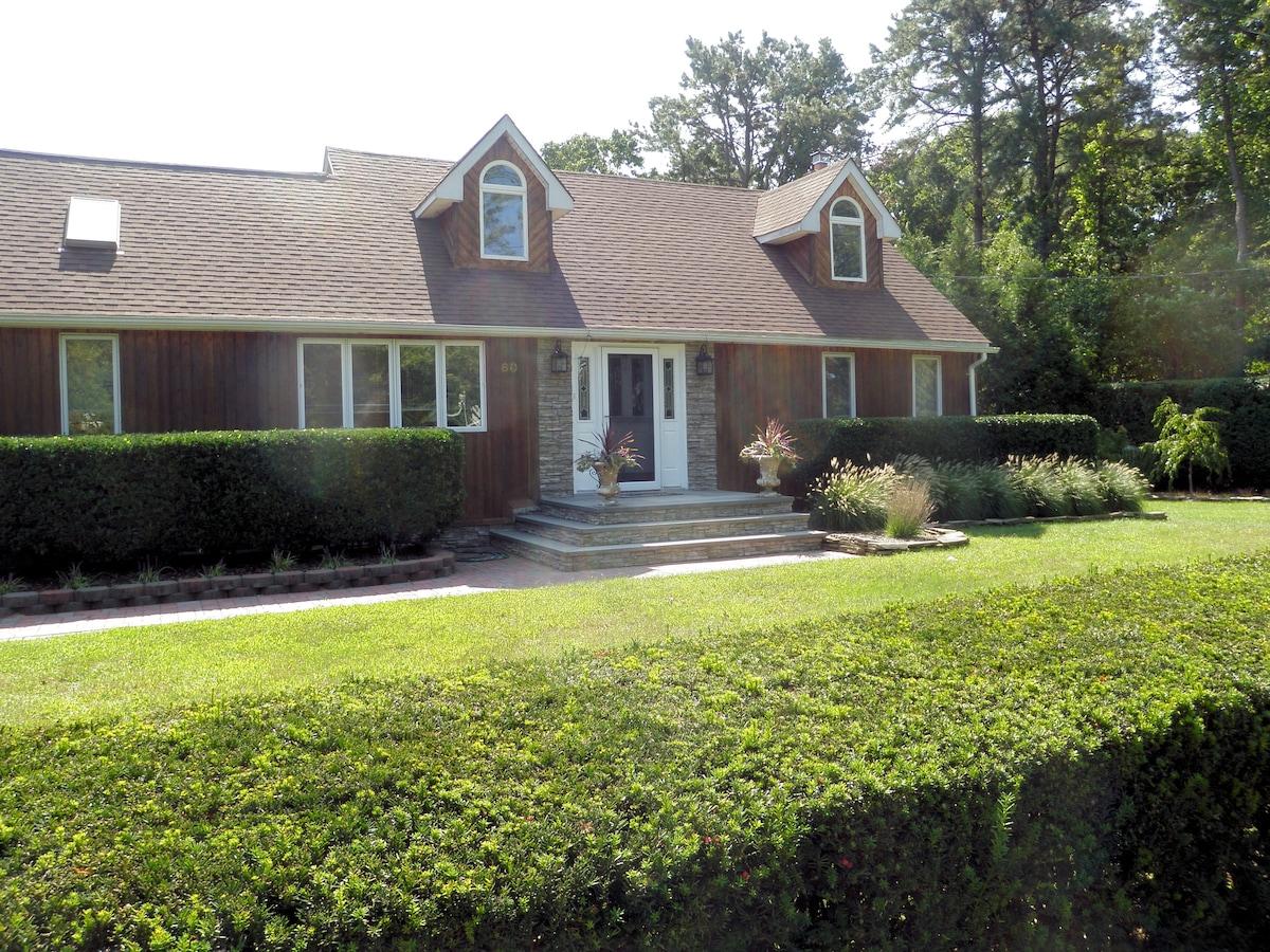 Luxury Long Island 4-bed home