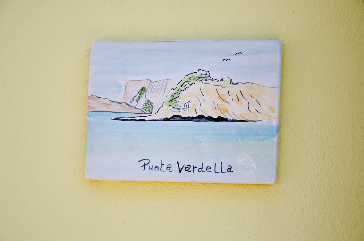 Punta Vardella, SunsetVillage,Ponza