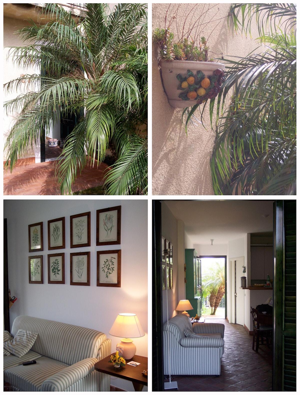 Little Villa by the Sicilian sea