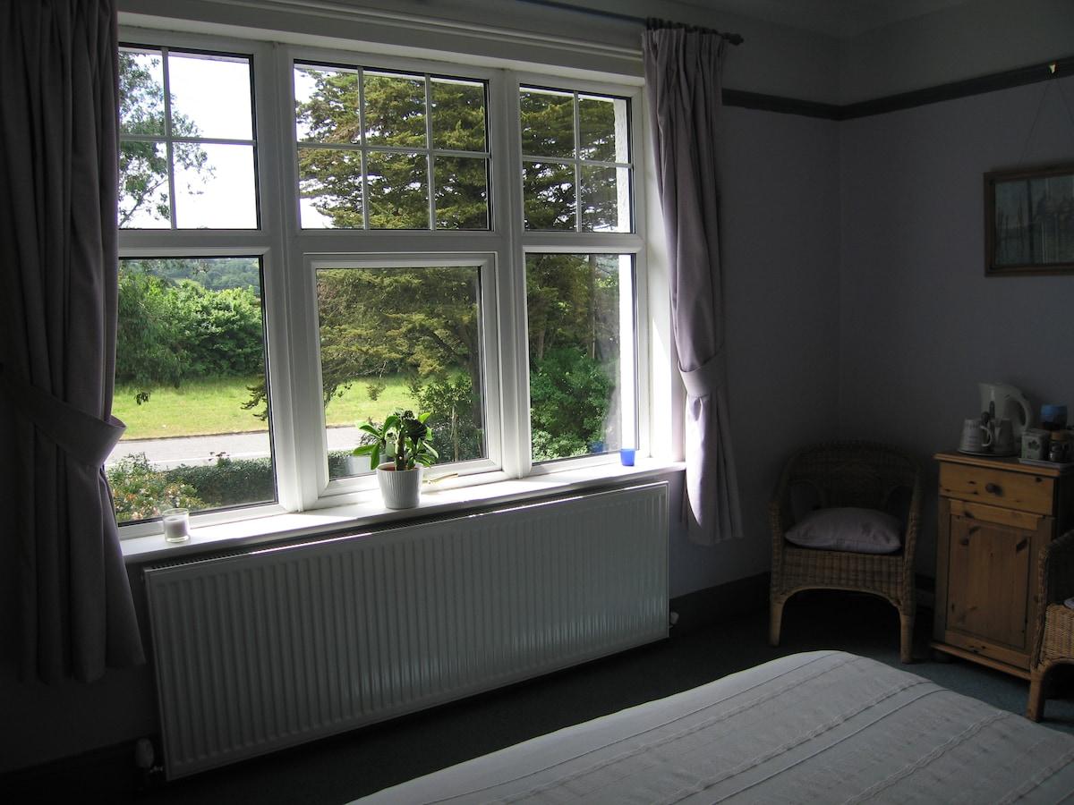 Double Room with Dartmoor View